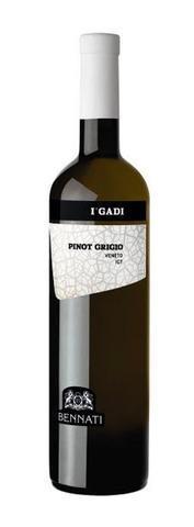 BENNATI I-GADI PINOT GRIGIO IGT