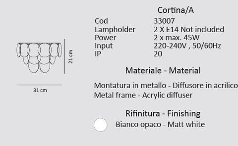 SIKREA CORTINA/A - 2
