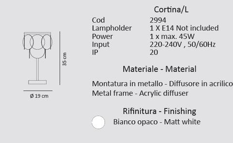 SIKREA CORTINA/L - 2