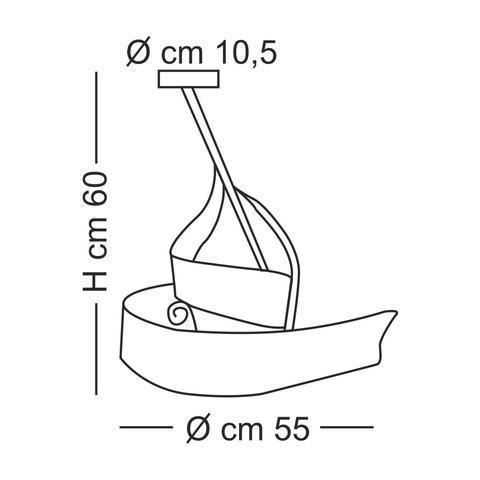 SIL LUX SP 8/240.55 CAPRI - 2